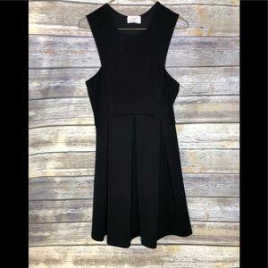 Everly Black Sleeveless Dress Size Large